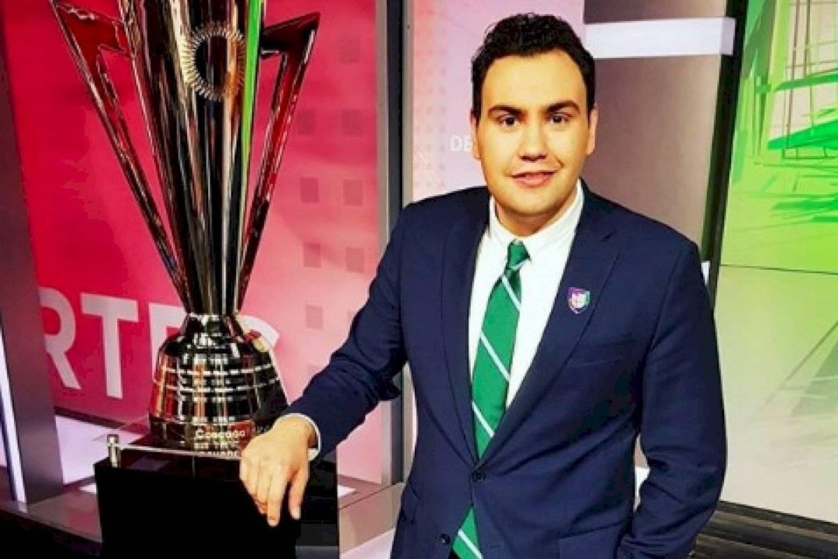 Aldo Farias causa controversia en redes tras demeritar título de Rayados en Concachampions ante Tigres
