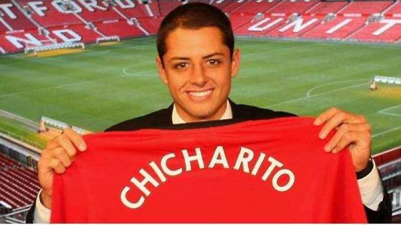 Manchester United felicita a Chivas por su 114 aniversario y les agradece por darles a Chicharito