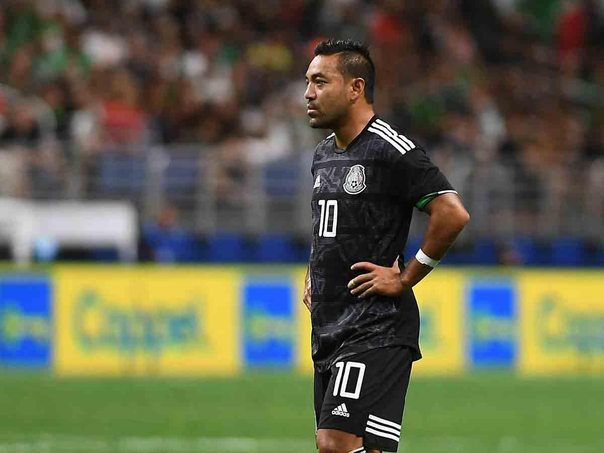Marco Fabián reconoce que jugaron partido ante Brasil en Rusia 2018 con mentalidad »un poco decaída»