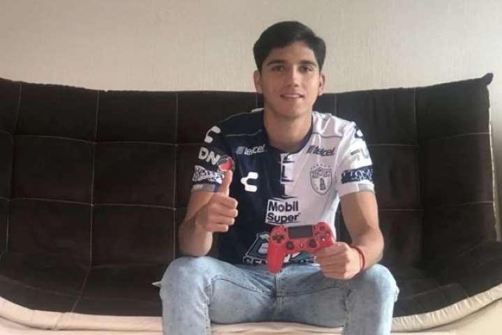 Kevin Álvarez al borde de las lagrimas tras quedar eliminado de la eLiga MX (VIDEO)