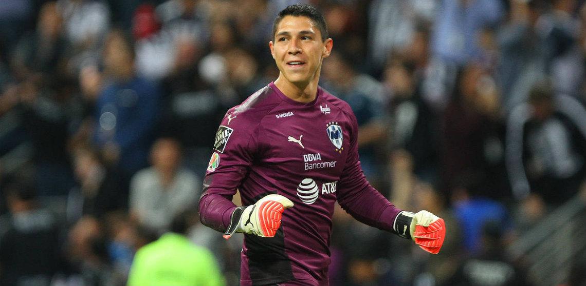 Hugo González volvería al Monterrey