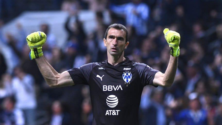 Marcelo Barovero ficha con el Burgos de España