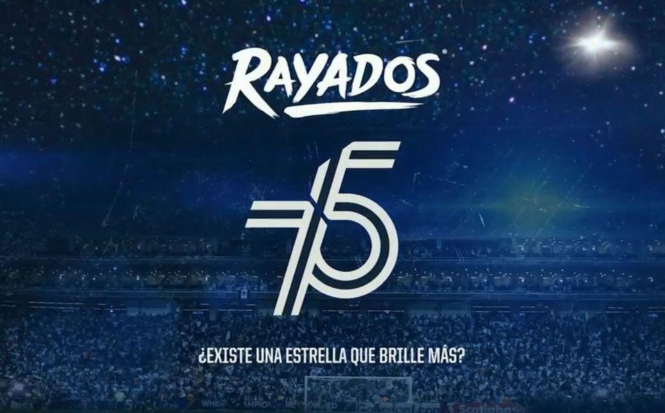 Equipos europeos felicitan a Rayados en su 75 aniversario