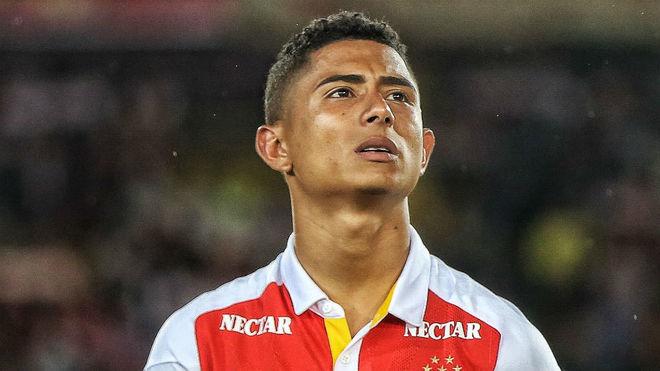 Edwin Herrera llegaría a préstamo a Pumas