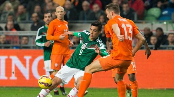 México visitará a Holanda para enfrentar duelo amistoso
