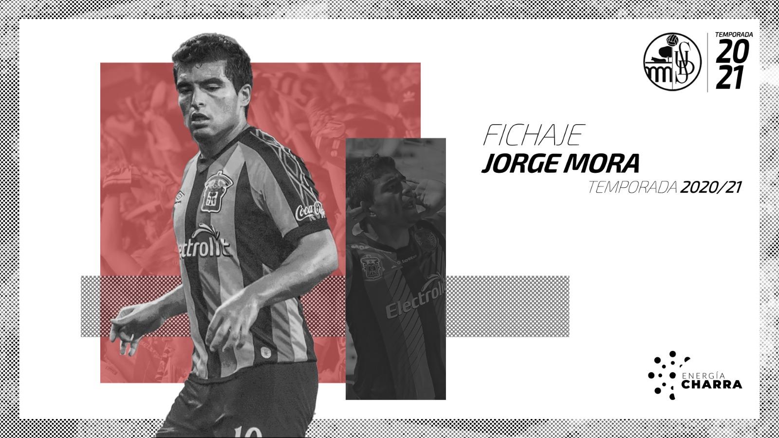 Jorge Mora ficha con el Salamanca español