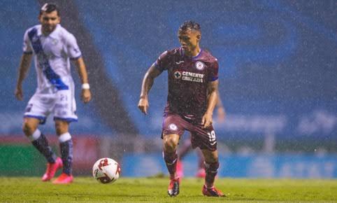 ''Orbelinazo'' da empate a Cruz Azul ante Puebla 1-1 en minutos finales en la jornada 2 del Guard1anes 2020 (VIDEO)