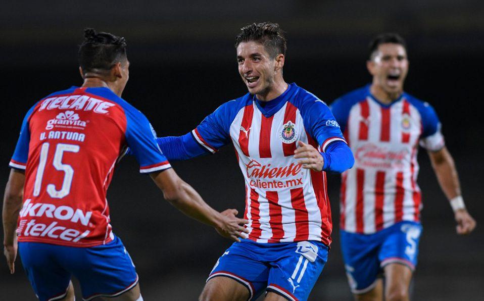 Chivas reveló sus nuevos uniformes para el siguiente torneo Guard1anes 2020