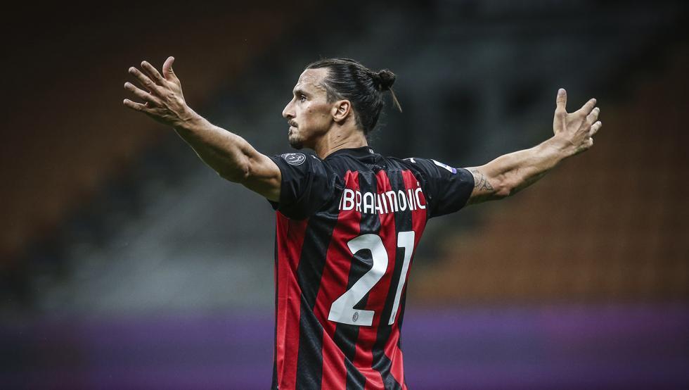 Zlatan Ibrahimovic sería objetivo del Real Madrid y el Atlético de Madrid