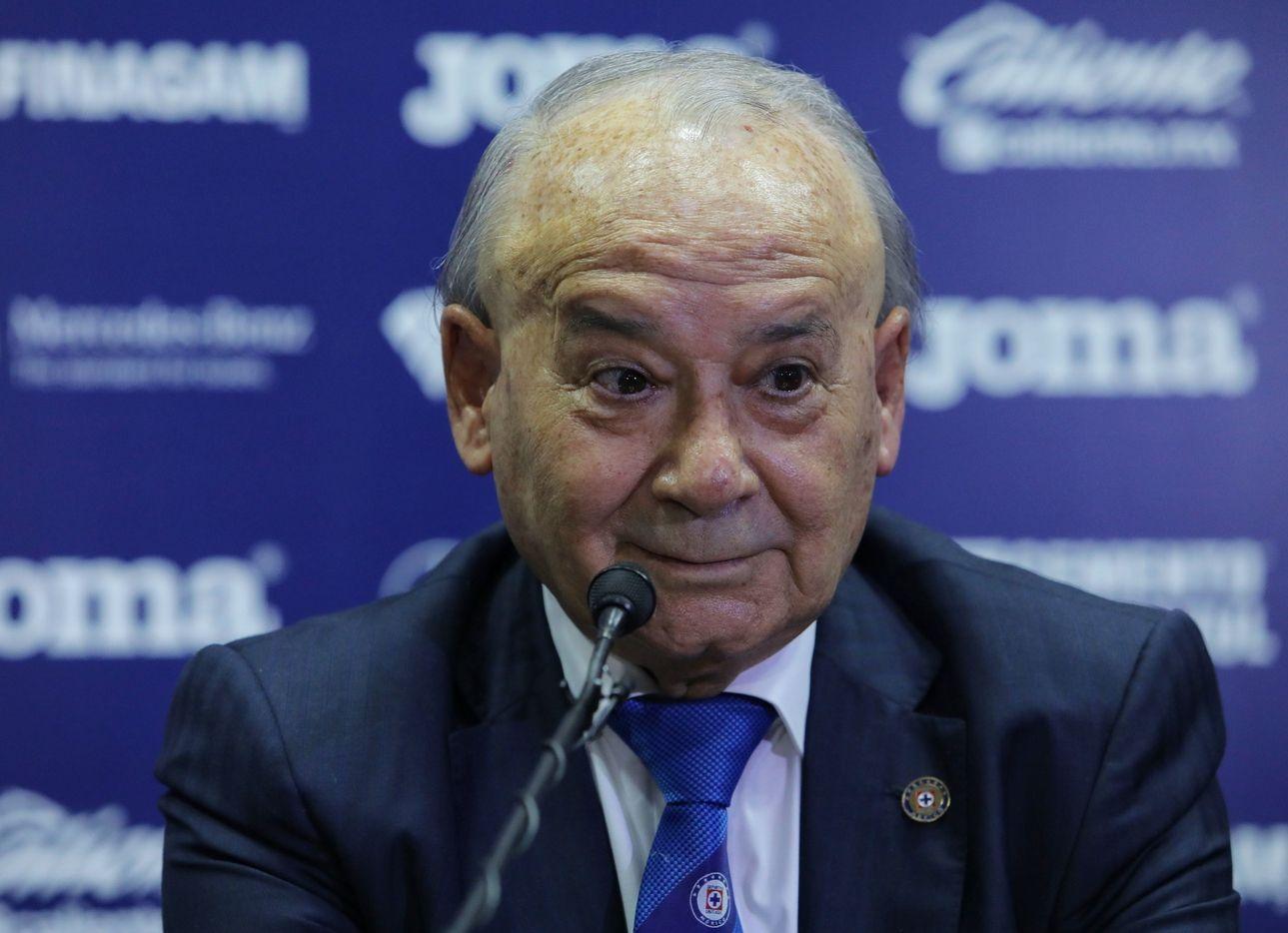Cooperativistas habrían rechazado renuncia de Guillermo Álvarez de Cruz Azul