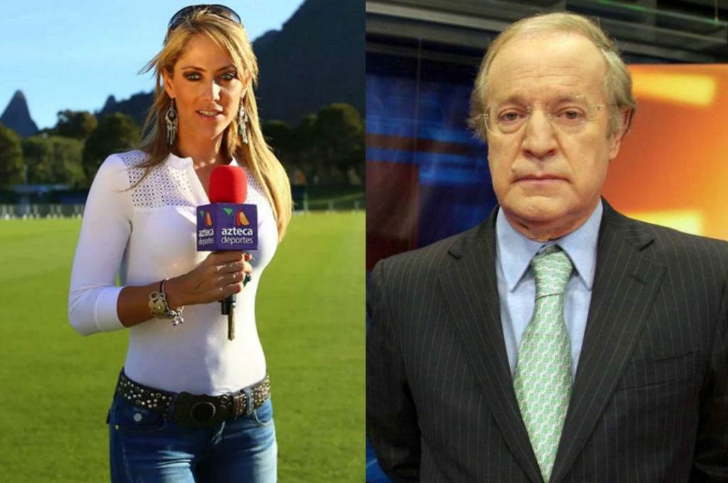 Inés Sainz relató su dura experiencia con José Ramón Fernández