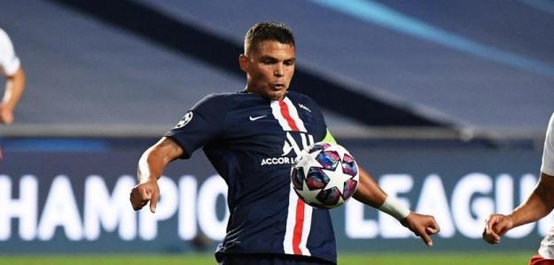 Thiago Silva firmaría dos años con el Chelsea