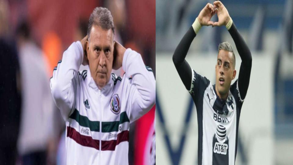 Gerardo Martino tendría en mente convocar a Rogelio Funes Mori a la Selección Mexicana