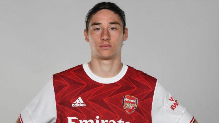 Video: El golazo de Marcelo Flores en las prácticas del Arsenal Sub-18
