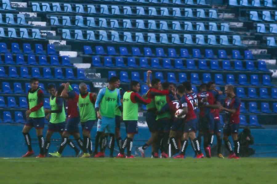 Termina partido entre Atlante y Cimarrones a golpes (VIDEO)