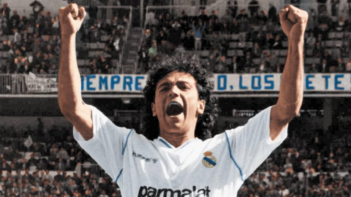 En España algunos catalogan a Hugo Sánchez como el mejor goleador de la historia (VIDEO)