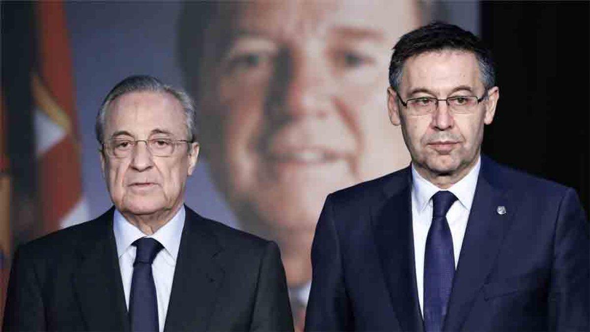 Acusan a Florentino Pérez de haber manejado a Josep María Bartomeu