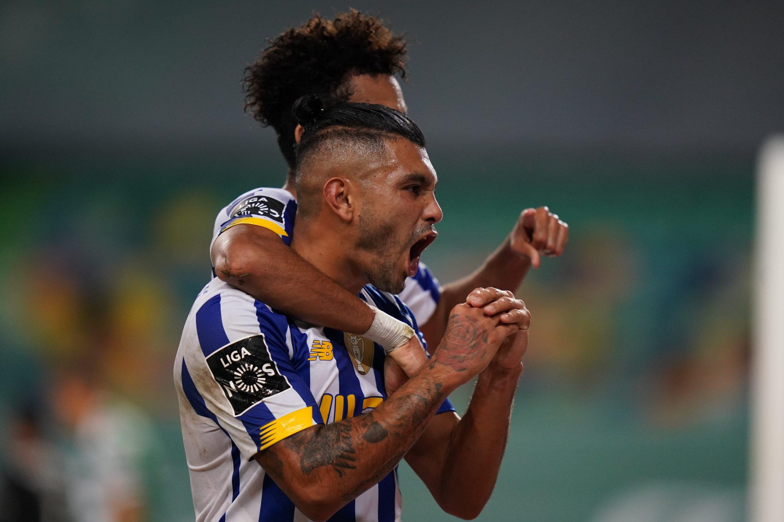 Sigue encendido; nuevo gol del 'Tecatito' con Porto