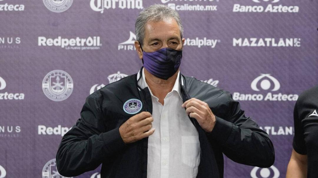 Mazatlán FC, afectado por el arbitraje: Tomás Boy