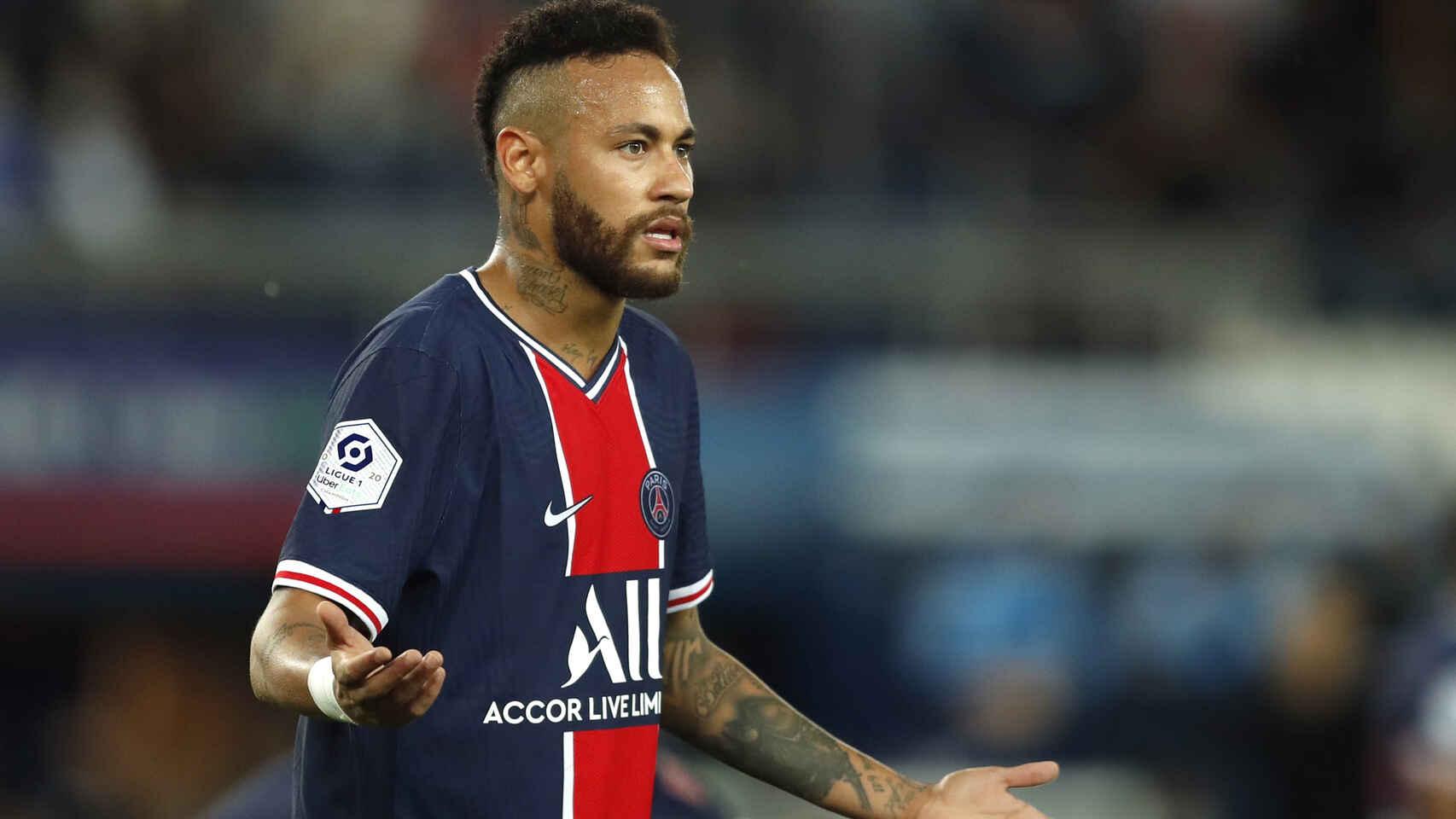 Neymar Jr renovaría contrato con el PSG