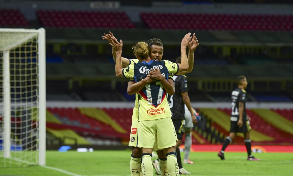 América le pega 3-1 a Tigres con un inspirado Sebastián Córdova