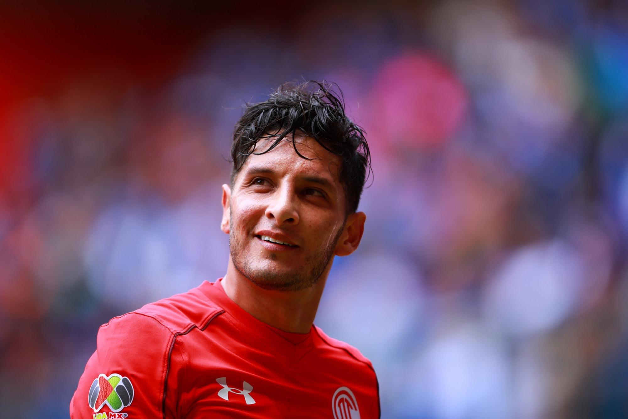 Ángel Reyna podría recibir oportunidad en Toluca