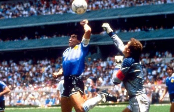 'No perdonaré a Maradona': Peter Shilton