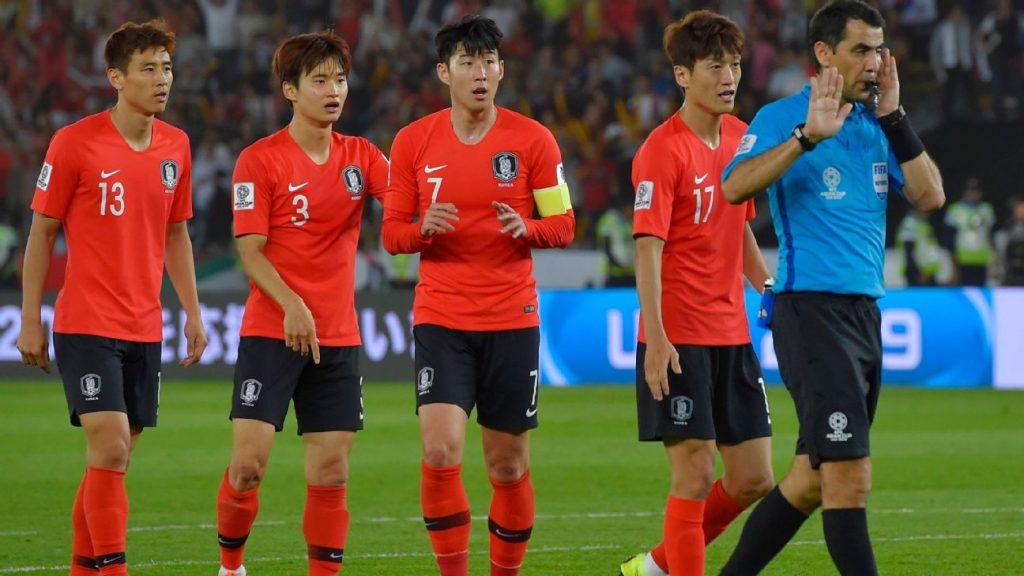 Se elevan los contagios en la Selección de Corea del Sur