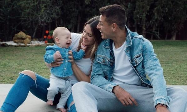 'El padre de Noah es Javier': Sarah Kohan