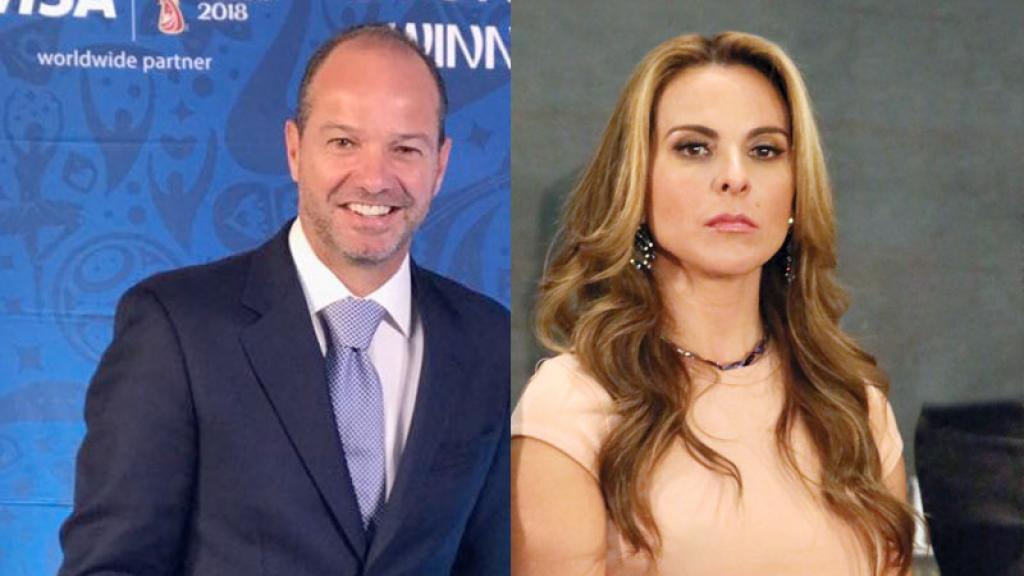 Kate del Castillo recordó sus traumas de la relación con Luis García
