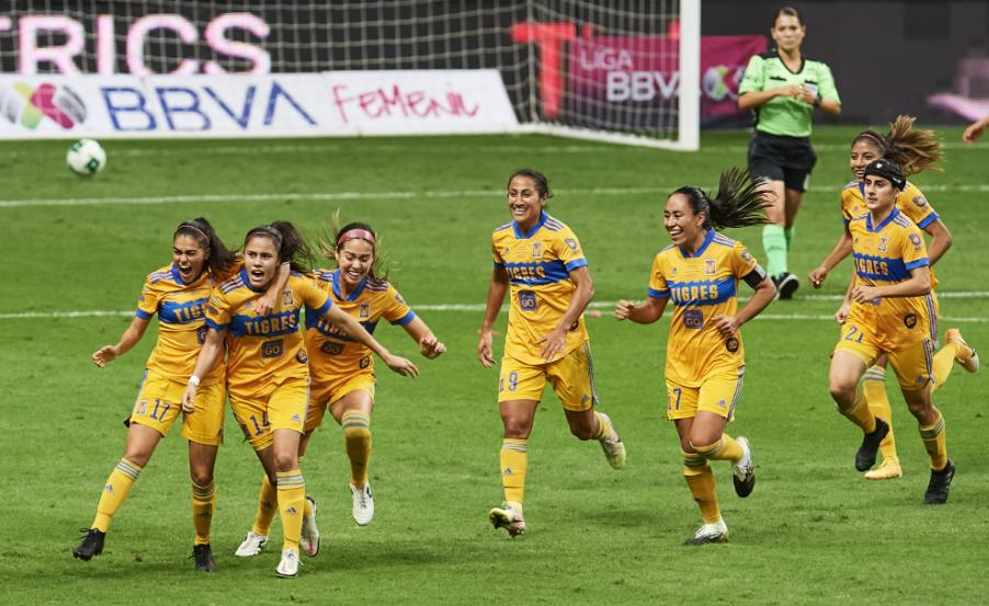 Liga MX Femenil: Tigres saca ventaja en la Ida de la Gran Final