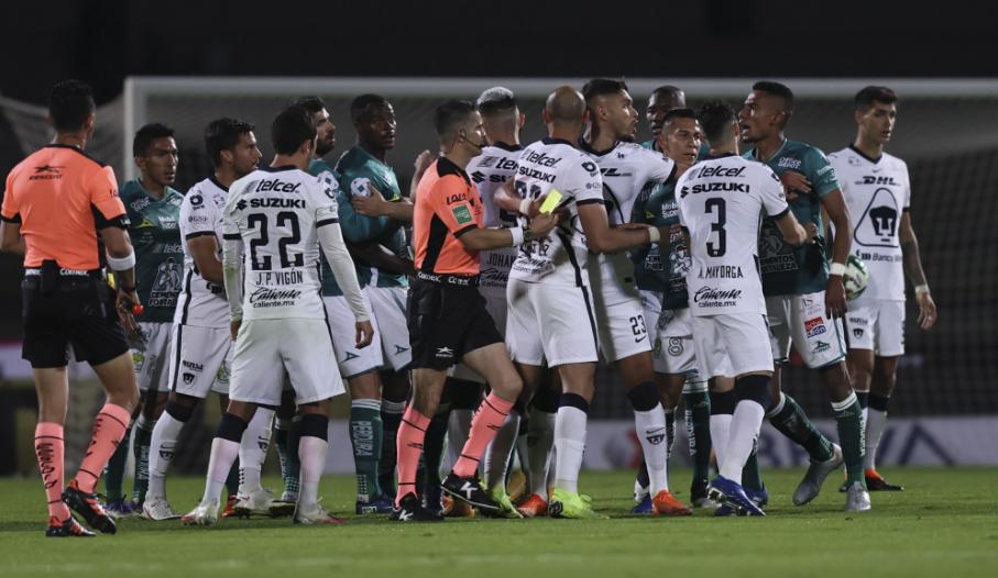 Pumas y León se van tablas a Guanajuato; empatan en la Ida