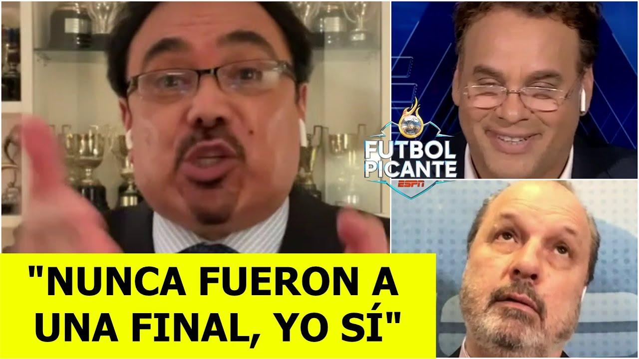 Roberto Gómez Junco estalló contra Hugo Sánchez