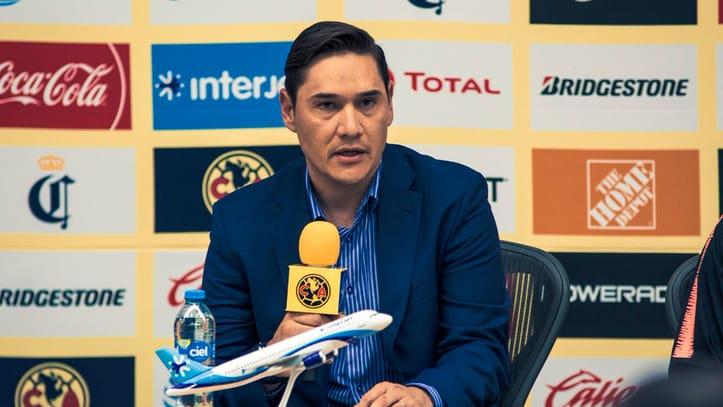 'Solo América puede representar a México': Moisés Muñoz respondió a Guido Pizarro