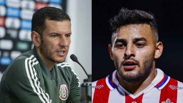 Jaime Lozano explotó contra Alexis Vega