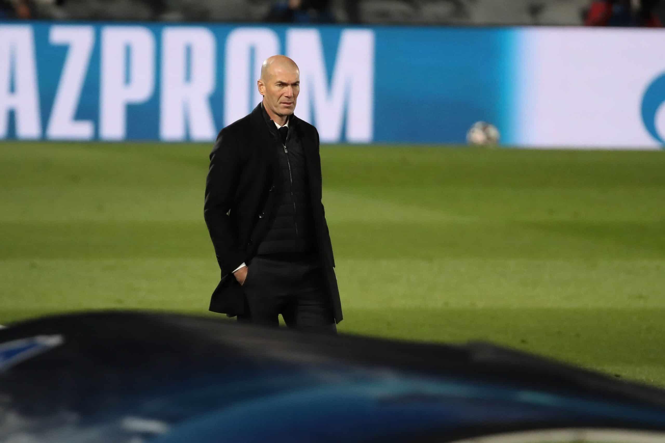 Selección de Francia tendría contemplado contratar a Zidane como nuevo entrenador al terminar la Eurocopa 2022