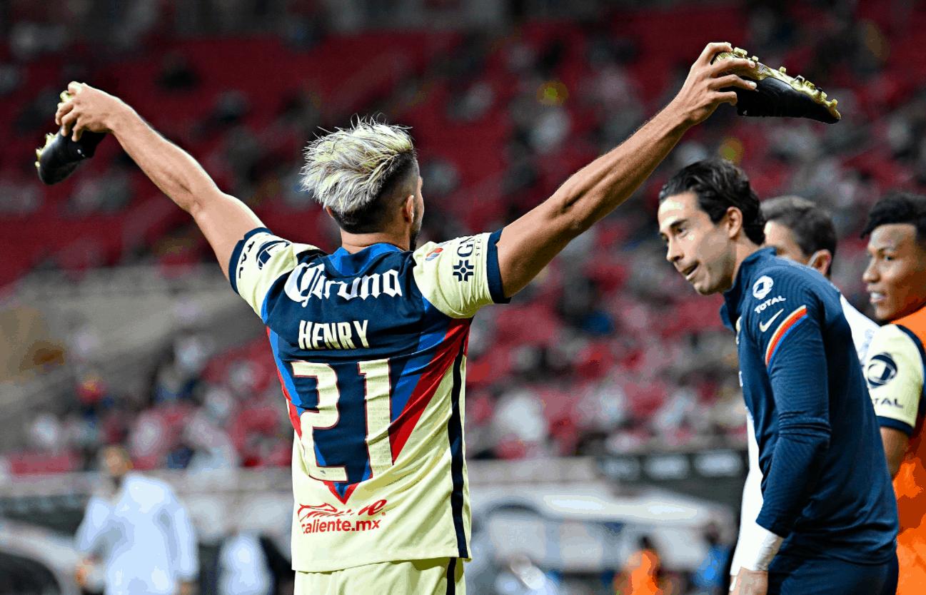 Goleada a domicilio, América venció 0-3 a Chivas en el Clásico Nacional (VIDEO)