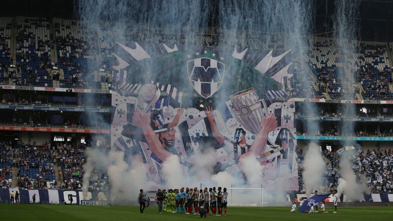 Tigres y Rayados ya trabajan para abrir sus estadios
