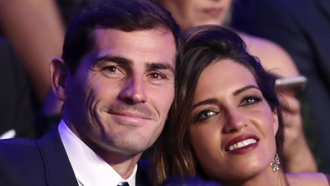 Iker Casillas y Sara Carbonero se separaron