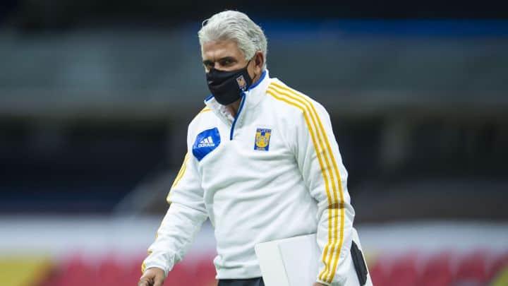 Ricardo Ferretti estaría viviendo su último torneo como entrenador de Tigres