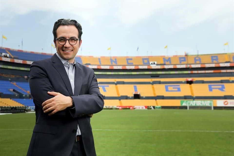 Mauricio Culebro manda mensaje a la afición tigre, pide no especular sobre Ricardo Ferretti y su futuro