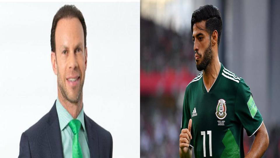 Luis Roberto Alves Zague mando contundente mensaje a Carlos Vela sobre la Selección Mexicana