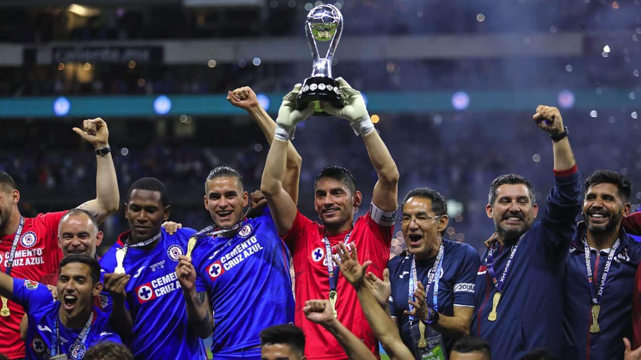 Campeonato del Cruz Azul rebasó fronteras