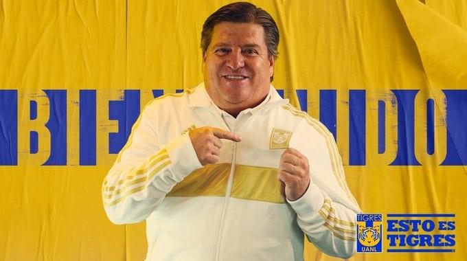 ¿Cuánto ganará Herrera como técnico de Tigres?