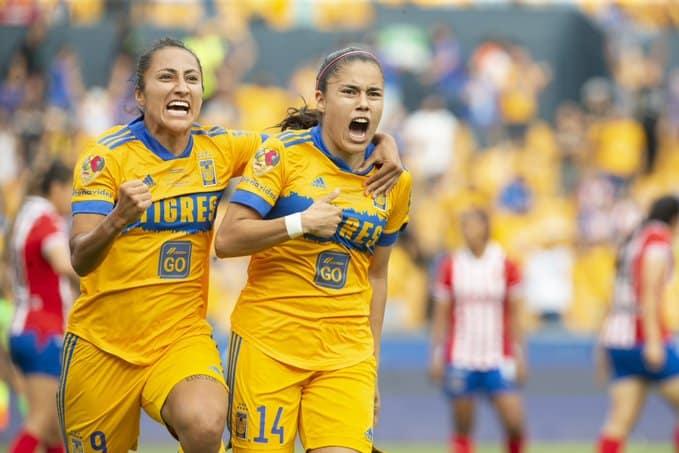 ¡Bicampeonas! Tigres vuelve a levantar el título de la Liga MX Femenil