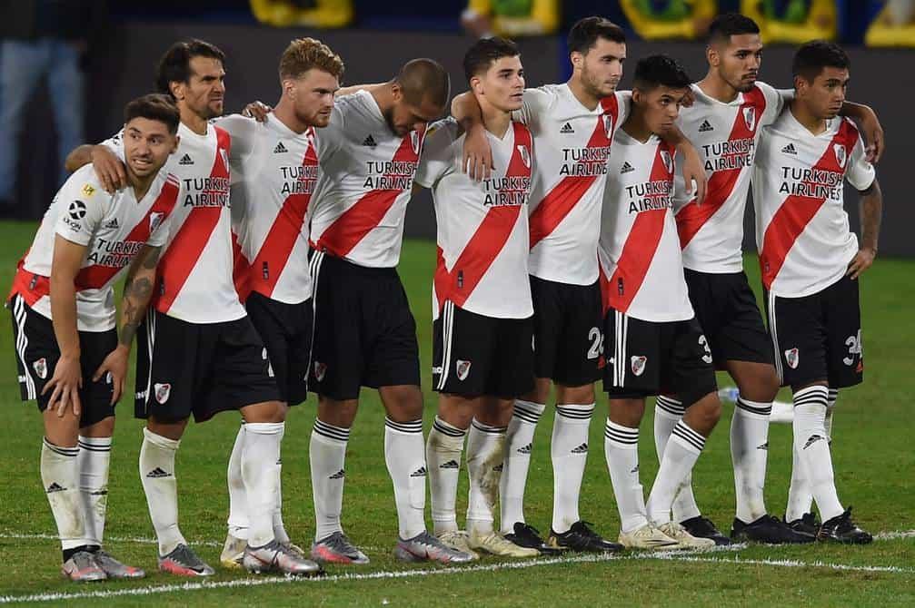 Incompletos y sin portero, así jugará River la Libertadores