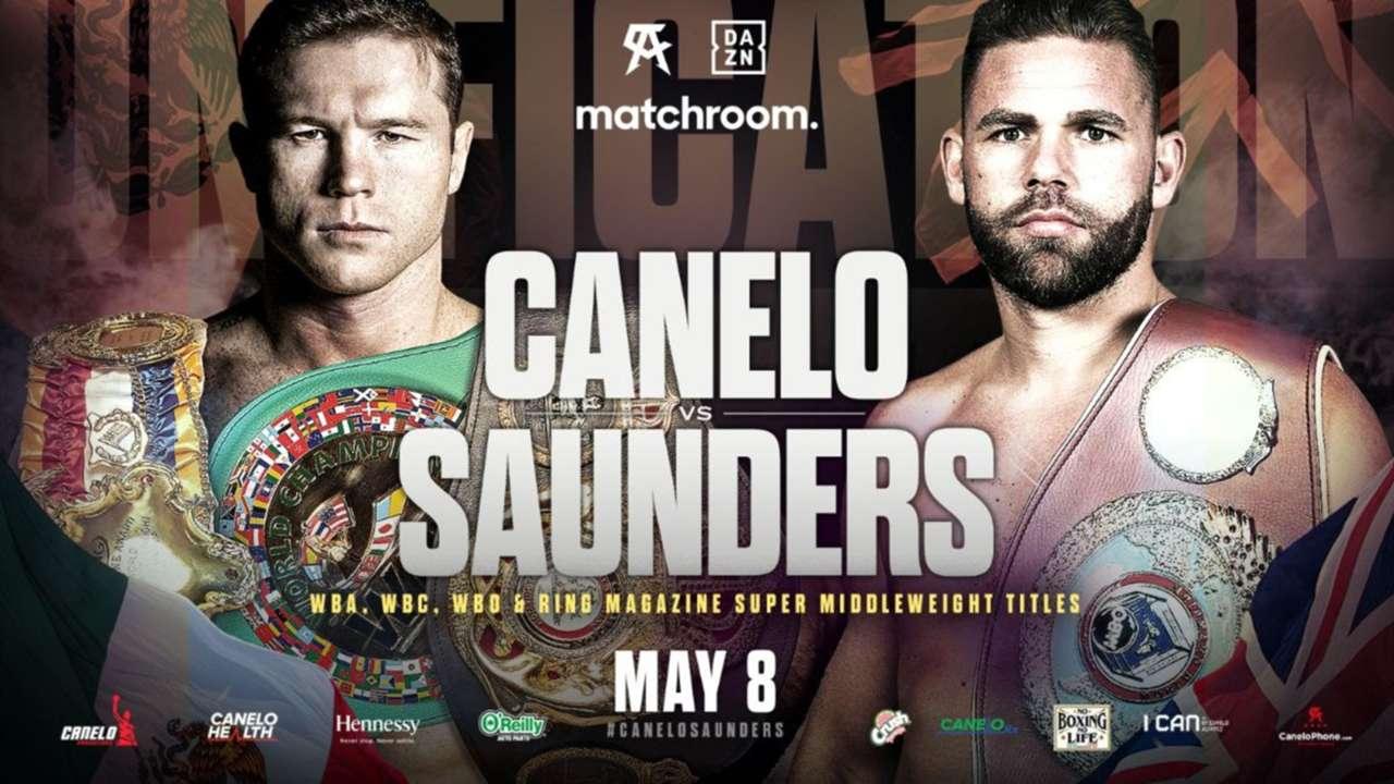 Pelea de 'Canelo' y Saunders podría cancelarse