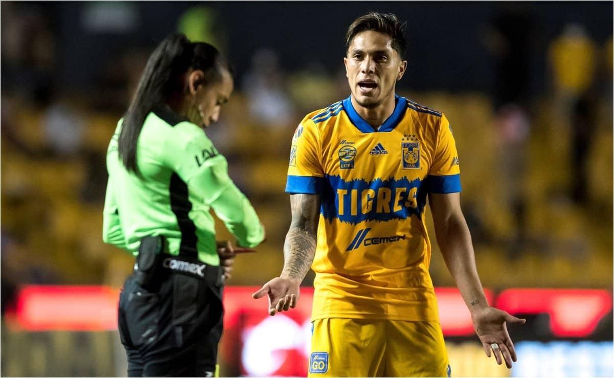 El mensaje de Carlos Salcedo tras el último partido de Ricardo Ferretti como entrenador de Tigres