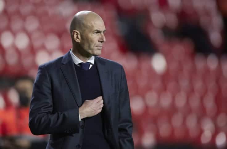 Zinedine Zidane no continuará en Real Madrid