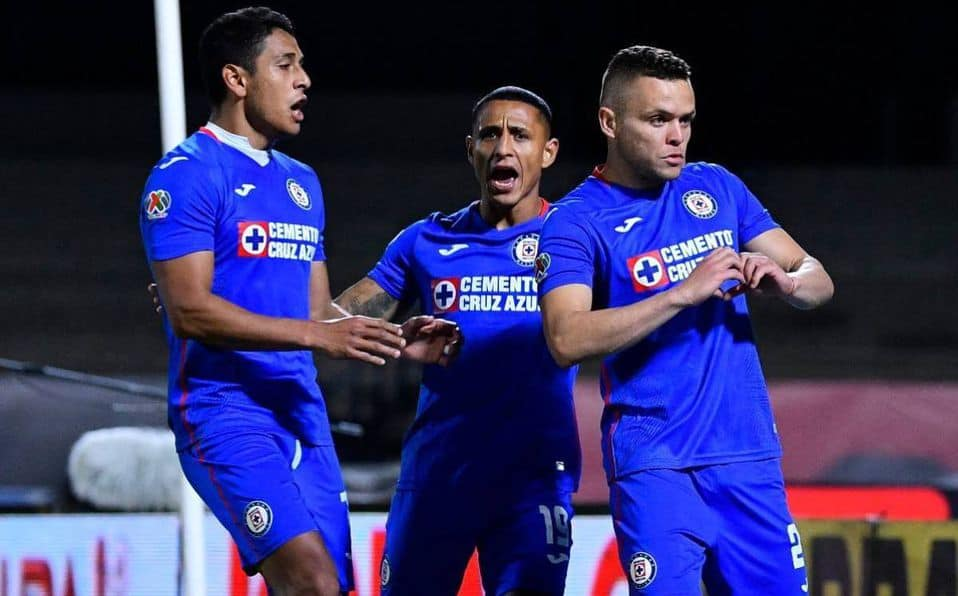 La posible alineación de Cruz Azul para final de vuelta ante Santos Laguna